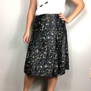 Jaclyn Smith | Floral Modi Skirt